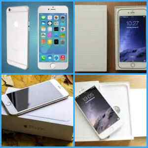 NEW UNLOCKED IPHONE 5C/MINT IN BOX 5S TELUS-WARNTY/IPHONE6 ROGER