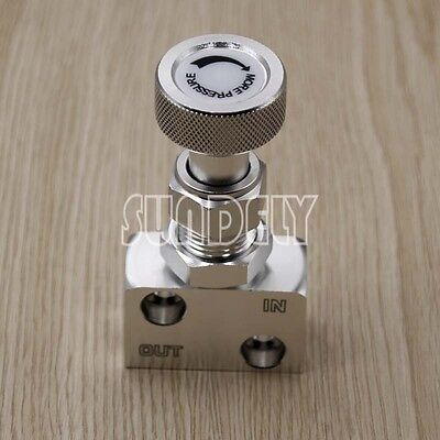 Hi-Q Silver Brake bias proportion valve hydraulic - SCREW TYPE ADJUSTMENT UK