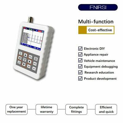 5mhz Handheld Portable Digital Display Oscilloscope Bandwidth For Dso Fnirsi Pro