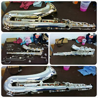 Experienced Band Instrument Repair and Cleaning Services