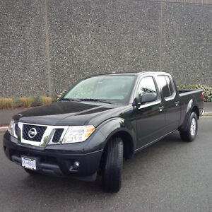 2016 Nissan Frontier SV 4x4 Long Box Pickup Truck