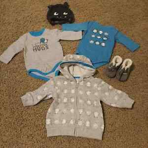 Gymboree Infant Boys Clothes 3-6 months