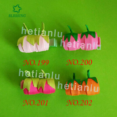 20 Fashion Hair Clip Easter Flower Spring Pineapple Coconut Tree Strawberry   for sale  Shipping to India