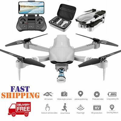 Polished Drones GPS 5G WiFi FPV with 4K/1080P HD Wide Angle Camera Foldab