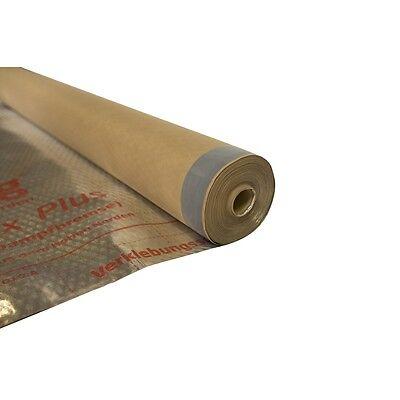 Alu minisierte Dampfsperre Strahlung s - Elektro Smog hemmend / Dampfbremse PLUS
