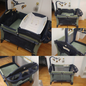 Graco Pack And Play All In One