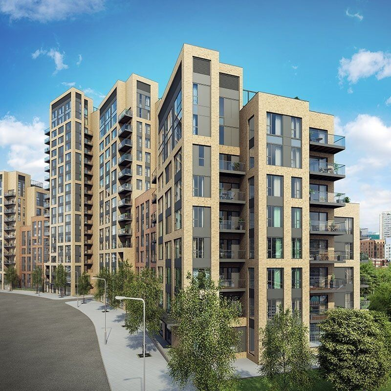 VACANT! BRAND NEW DESIGNER FURNISHED SPACIOUS 1 BEDROOM APARTMENT IN CROYDON SURREY - WITH CONCIERGE