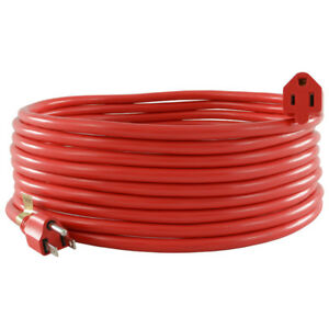 100ft Contractor Grade Extension Cords