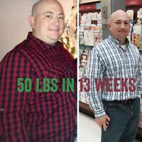 Lose Wt with just 2 supplements twice a day!!