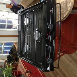 3 burner cooktop for RV / Camper