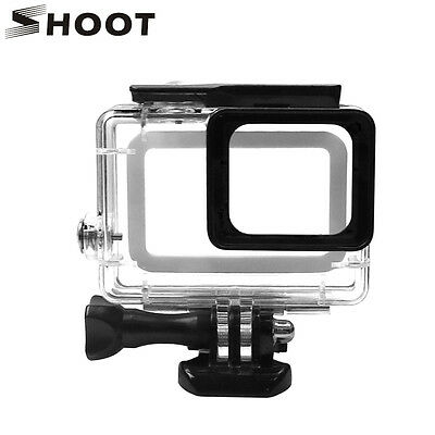 SHOOT 40M Waterproof Case Underwater Housing for GoPro Hero 7black/6/5