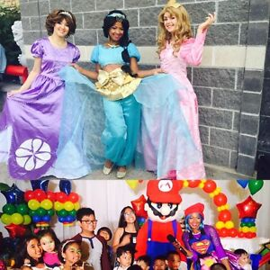 BEST Princess & SuperHeroes second hour Free
