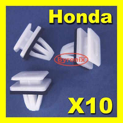 20x Honda StepWGN Plastic Trim Clips for side skirts Sill Moulding Rocker Cover