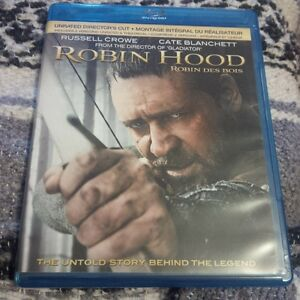 Robin Hood on Blu-ray.