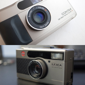 Looking For: Contax T2, T3, Leica Minilux, Other 35mm Camera