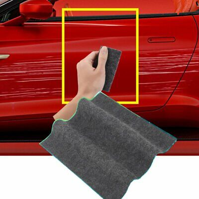 Car Remove Scratches Eraser Repair Cloth Clear Coat Best Finish Fix