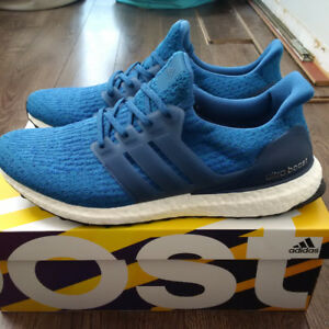 ultra boost 3.0 mystery blue 10.5 DS