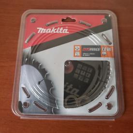 Makita B-08551 Makforce Circular Saw Blade 190 x 30mm 60 Teeth