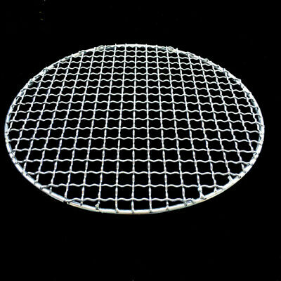 Diameter 130mm Round Stainless Steel 304 Grill Net BBQ Grill Meshes Filter Netwo