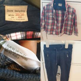 Boys clothes bundle 12- 18 months