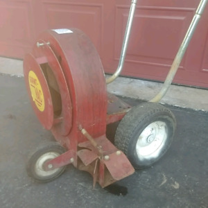 WALK BEHiND Commercial BLOWER