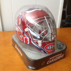 Casque Hockey miniature - Canadiens de Montreal