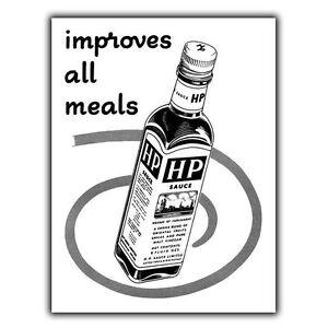 HP-salsa-Vintage-Retro-Anuncio-Letrero-Metalico-De-Pared-Placa-Impreso-Cocina