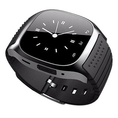 Mate Wrist Waterproof Bluetooth Smart Watch For Android HTC Samsung iPhone HICA
