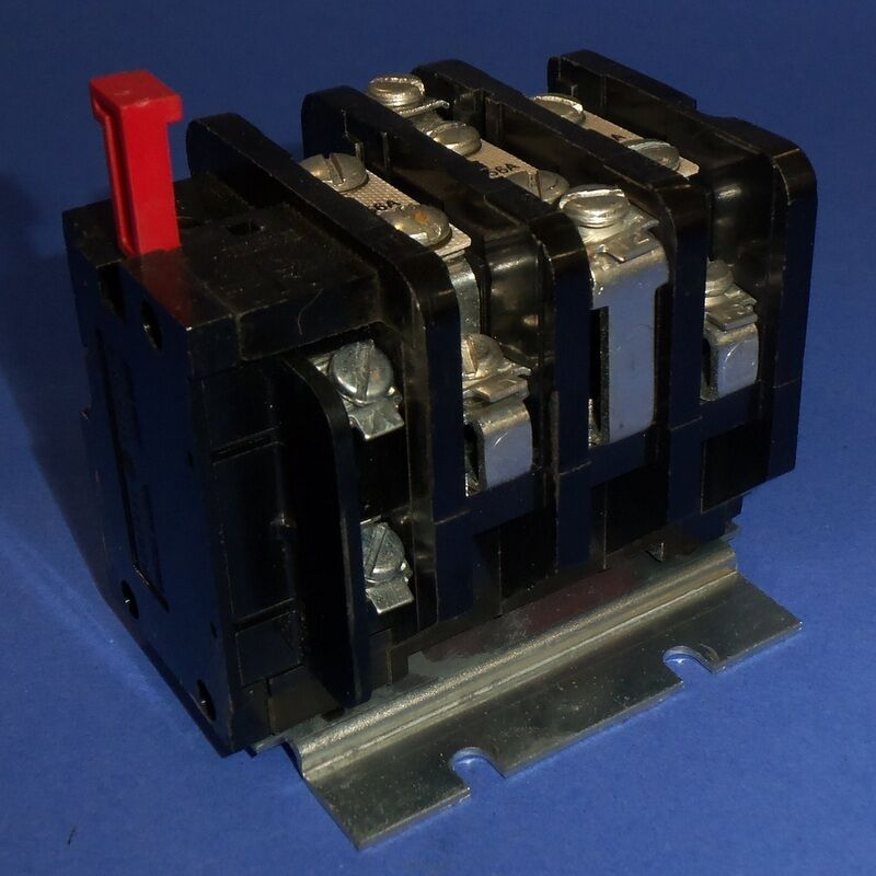 GE GENERAL ELECTRIC THERMAL OVERLOAD RELAY CR324C610A
