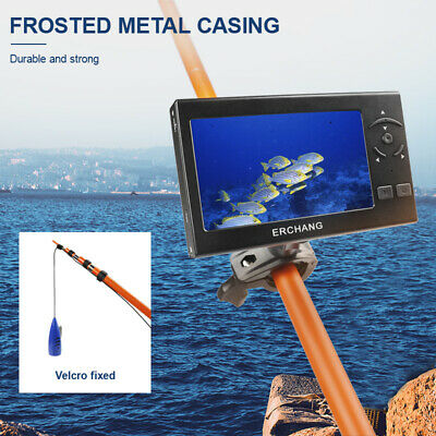 Fish Finder Sensor Stand Easy Strong Instalation Bait Boat inox color DualVelcro