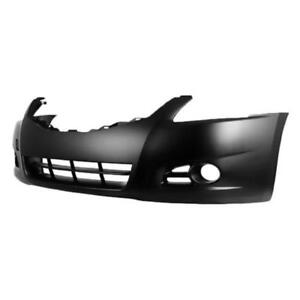 New Painted 2010 2011 2012 Nissan Altima Sedan/Hybrid Front Bumper & FREE shipping