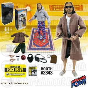 The Big Lebowski The Dude Deluxe 12-inch Action Figure SDCC 2015