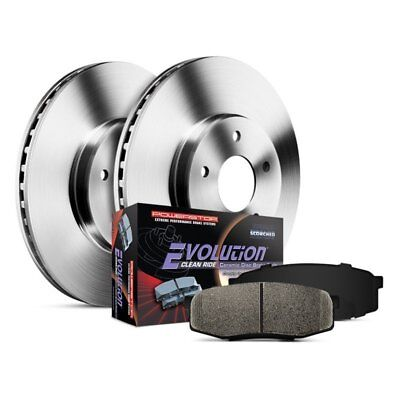 For BMW 650i xDrive Gran Coupe 13-19 Brake Kit Power Stop 1-Click Autospecialty