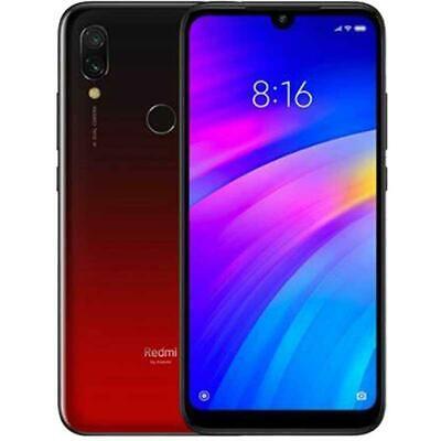 XIAOMI Smartphone Xiaomi Redmi 7A 2G RAM 32GB ROSSO 24 mesi garanzia ITALIA