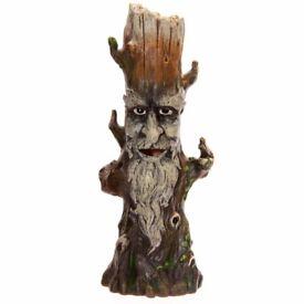 Green Tree Man Incense Stick Burner/Holder
