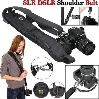 Quick Rapid Shoulder Sling Belt Neck Strap for Nikon Canon SLR/DSLR Camera Belt