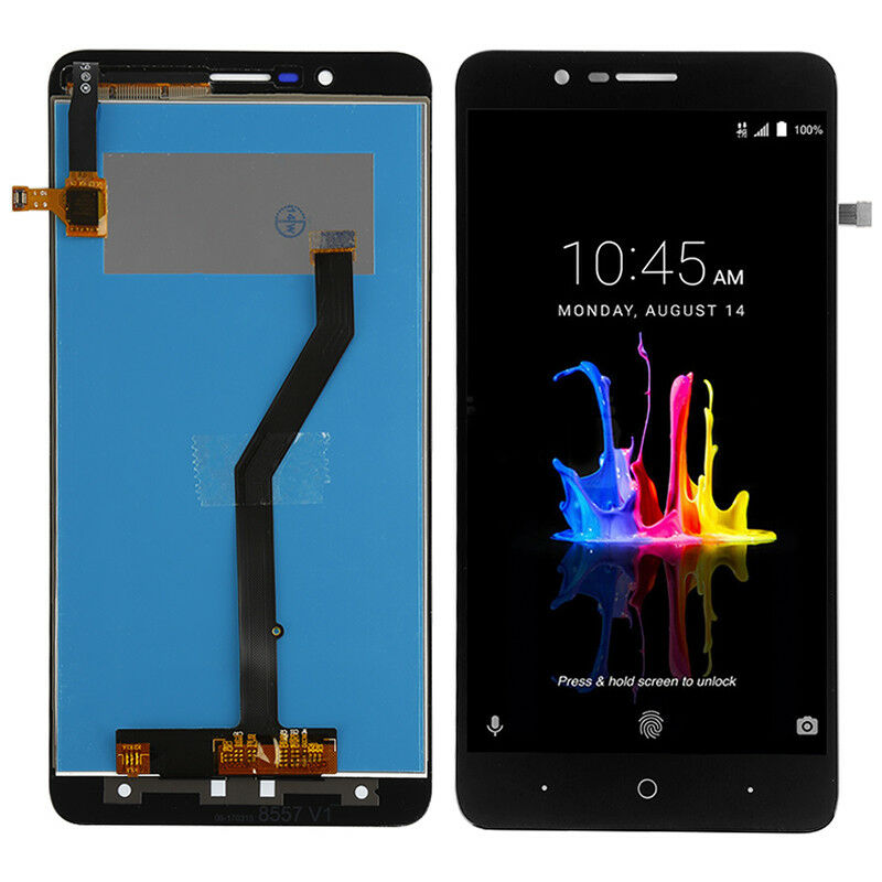 LCD Screen Touch Digitizer Assembly Replacement Parts For ZTE Blade Z Max Z982