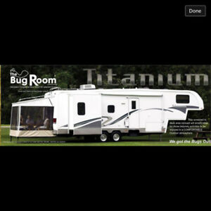 2004 Glendale 33' Titanium 5th Wheel RV Trailer