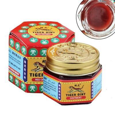 Balsamo olio Occhio di Tigre Rosso per dolori muscolari unguento crema curativa