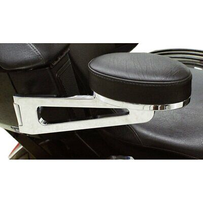 For Victory Cross Country 2012-2016 Rivco Chrome Armrest