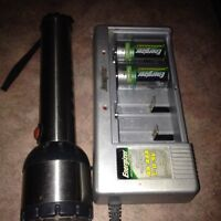 flash light rechargeable