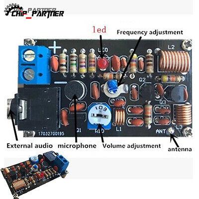Fm Wireless Microphone Suites Fm Radio Transmitter Diy Kits 1.5-9v 3.3-29ma