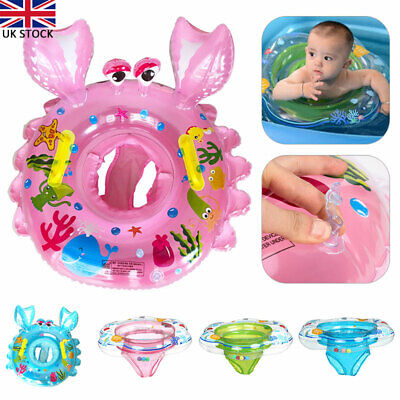 Baby Float Swimming Ring Toddler Children  Inflatable Rubber Ring Boat with Seat