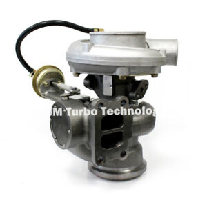 Caterpillar Diesel Engine 3116 Turbocharger (Version 2)