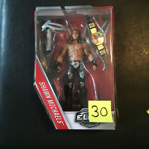 Wwe / Wwf Mattel Elite Legend HBK Shawn Michaels New Sealed