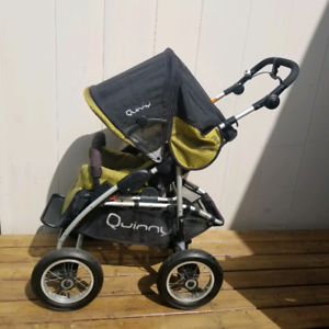Quinny Colapsible Baby Stroller