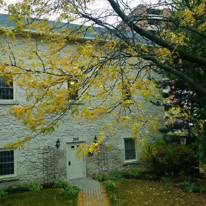 Large 2 bdrm in Historic Mill