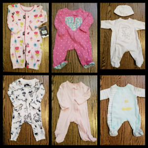 Preemie Clothing Lot