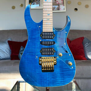 *SOLD* Ibanez J Custom RG8550MZ - 1 of 17 - Mint