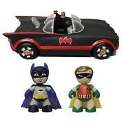 Batman and Robin Figures